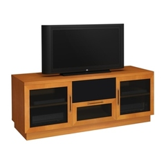 Buy Furnitech Contemporary 70 inch Media Console in Light Cherry on sale online