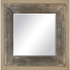 Buy Paragon Contemporary Aged Silver 26x26 Mirror  on sale online