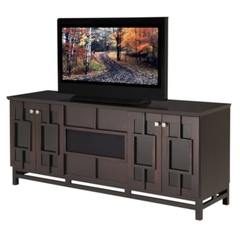 Buy Furnitech Contemporary Asian 70 inch Media Console in Wenge on sale online