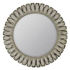 Buy Cooper Classics 34 Inch Tagus Mirror in White on sale online