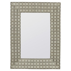 Buy Cooper Classics Beauclaire 31.5x23.5 Mirror in Cream on sale online