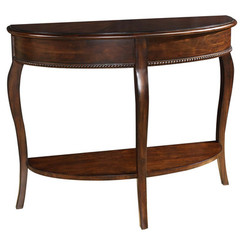 Buy Cooper Classics Chakki 35x12.5 Console Table in Cherry on sale online