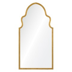 Buy Cooper Classics Lincoln 38x20 Arched Wall Mirror on sale online