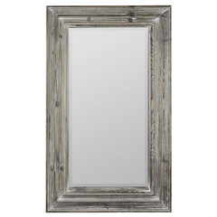 Buy Cooper Classics Turner 39.25x23.5 Mirror in White Wash on sale online