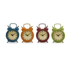 Buy IMAX Worldwide Corblin Desk Clocks (Set of 4) on sale online
