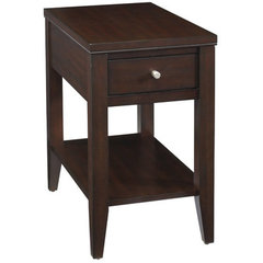 Buy Cooper Classics Cordova End Table in Mocha on sale online
