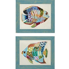 Buy Paragon Costa/Rica 25x21 Framed Wall Art (Set of 2) on sale online