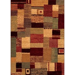 Buy Couristan Easton Area Rug in Mustard, Multi on sale online