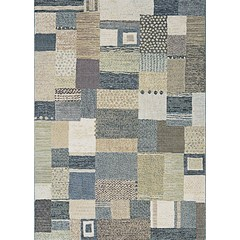 Buy Couristan Easton Cream and Grey Area Rug on sale online