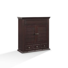 Buy Crosley Furniture Lydia 1 Drawer Wall Cabinet in Espresso on sale online