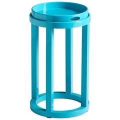 Buy Cyan Design 12 Inch Round Marcella Tray Accent Table on sale online