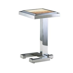 Buy Cyan Design 13.5 Inch Square Tandy Accent Table on sale online