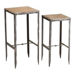 Buy Cyan Design Camelback Nesting Tables (Set of 2) on sale online