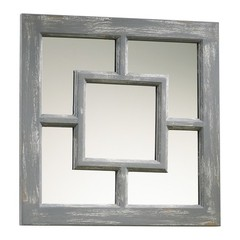 Buy Cyan Design 17 Inch Square Ashbury Mirror on sale online
