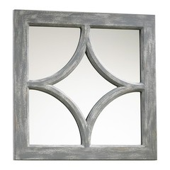 Buy Cyan Design 17 Inch Square Ashton Mirror on sale online