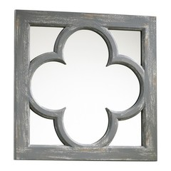 Buy Cyan Design 17 Inch Square Ashwell Mirror on sale online