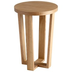Buy Cyan Design 18 Inch Round Rawson Accent Table on sale online