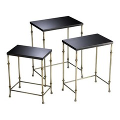 Buy Cyan Design 18x12.5 Inch Sanders Nesting Tables (Set of 3) on sale online