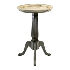 Buy Cyan Design 18 Inch Round Alton Accent Side Table on sale online