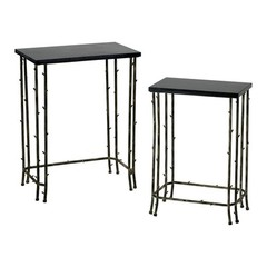 Buy Cyan Design Bamboo Nesting Tables (Set of 2) on sale online