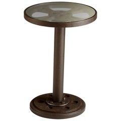 Buy Cyan Design 20 Inch Round Medium Rockford Accent Table on sale online
