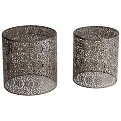 Buy Cyan Design 20x20 Round Portman End Tables (Set of 2) on sale online