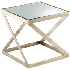Buy Cyan Design 20 Inch Square Newman Accent Table on sale online