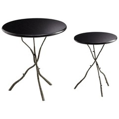 Buy Cyan Design 21 Inch Round Large Gaston Accent Table on sale online