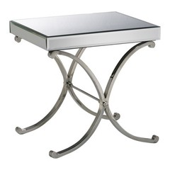 Buy Cyan Design 22x18.5 Inch Vogue Mirror Side Table on sale online
