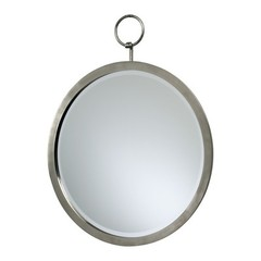 Buy Cyan Design 23.5 Inch Round Round Hanging Mirror in Chrome on sale online