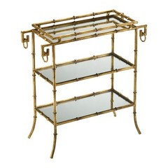 Buy Cyan Design 24x11 Inch Bamboo Tray Accent Table on sale online