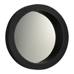 Buy Cyan Design 27 Inch Round Mirror in Espresso on sale online