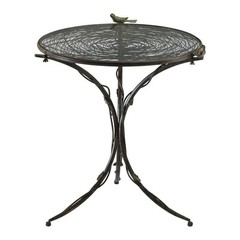 Buy Cyan Design 29 Inch Round Bird Bistro Table on sale online