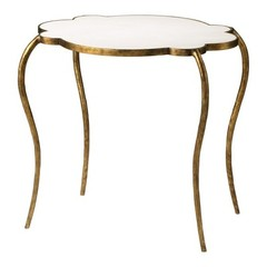 Buy Cyan Design 29x23 Flora Accent Side Table on sale online