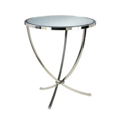 Buy Cyan Design 32 Inch Round Nuovo Foyer Accent Table on sale online