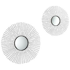 Buy Cyan Design 38 Inch Round Roxie Mirror Number 2 on sale online