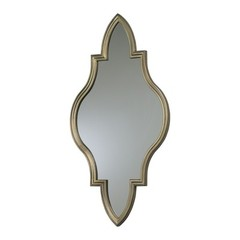 Buy Cyan Design 38x20 Vienna Mirror Number 1 in Bronze on sale online