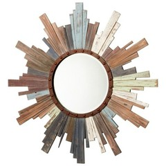 Buy Cyan Design 40 Inch Round Davenport Decorative Mirror on sale online