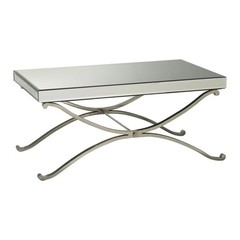 Buy Cyan Design 40x25 Inch Vogue Mirror Coffee Table on sale online
