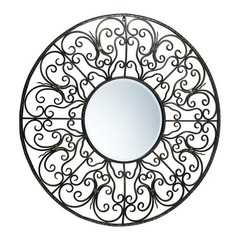 Buy Cyan Design 44 Inch Round European Decorative Mirror on sale online