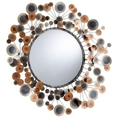 Buy Cyan Design 45 Inch Round Lucca Mirror on sale online