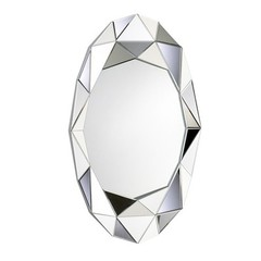Buy Cyan Design 47.25x28.5 Whitehouse Mirror in Clear on sale online