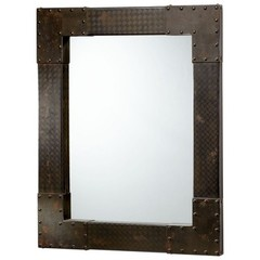 Buy Cyan Design 51.5x41 Lasalle Mirror in Black on sale online