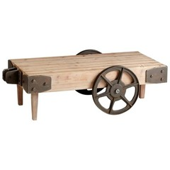 Buy Cyan Design 53.5x27 Inch Wilcox Cart Accent Table on sale online