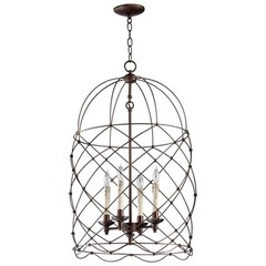 Buy Cyan Design Adele Foyer Pendant in Oiled Bronze on sale online