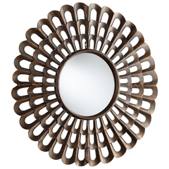 Buy Cyan Design Agoura 40 Inch Round Mirror on sale online