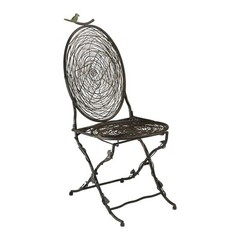 Buy Cyan Design Bird Accent Chair in Autumn Rust on sale online