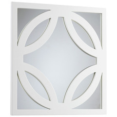 Buy Cyan Design Brodax 24 Inch Square Mirror on sale online