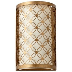 Buy Cyan Design Calypso Wall Sconce in Gold on sale online