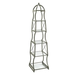 Buy Cyan Design Chester Etagere in Rustic Gray on sale online